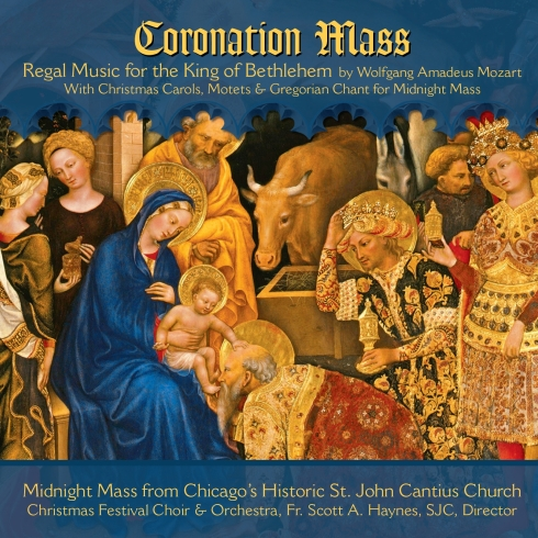CORONATION MASS CD IMAGE