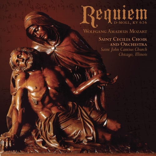 MOZART REQUIEM CD IMAGE
